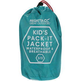 Regatta Pack It III Chaqueta Niños, ceramic